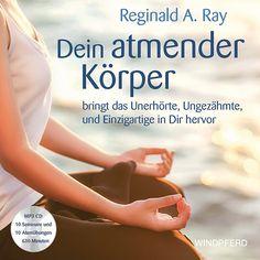 """""""Dein atmender Körper"""" ist ein umfassendes Kursangebot um Körper, Geist und Seele in Einklang zu bringen. #atmen #meditation #breathing #relax #entspannung #energie"""