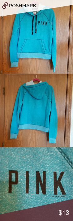 Victoria Secret Sweatshirt Gently used and in great condition! Comes from a smoke free home. Victoria's Secret Tops Sweatshirts & Hoodies