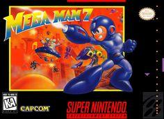 Mega Man 7 SNES Super Nintendo