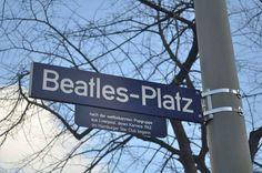 Beatles Platz, Hamburg Germany