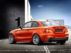 BMW 1Series M-Sport Coupe
