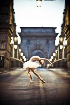 Gorgeous ballet photograph