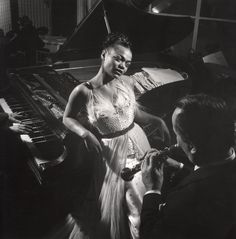 Eartha Kitt in London. 'She just came in and did her show and left, didn't talk to us at all, but stars have to be a bit like that, a bit aloof. Eartha Kitt, Vintage Black Glamour, Vintage Soul, Vintage Beauty, Lisa, Civil Rights Activists, Black Actresses, Vintage Hollywood, Classic Hollywood