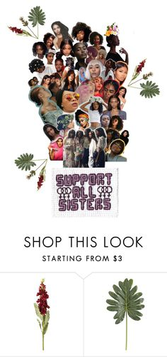 """support all sisters"" by irissokk ❤ liked on Polyvore featuring beauty, Chantelle, Coleman, Magdalena, OKA, Pier 1 Imports and Crate and Barrel"