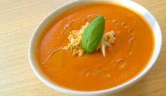 Tomato soup Soupa de tomate