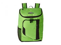 High Sierra BTS Poblano Backpack (Lime/Mercury) Backpack Bags