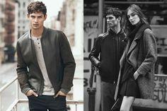Vince Autumn/Winter 2015 Advertising Campaign | FashionBeans.com