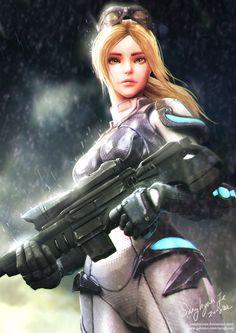 Nova - Heroes of the Storm by SanghyunJe on DeviantArt