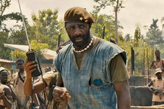 Idris Elbas Toughest Role Yet: Going Brutal With Grace for Beasts of No Nation