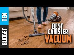Best Canister Vacuums 2019 - Budget Ten Best Vacuums Cleaners Eureka Mighty Mite Canister vacuum The Automatic Shut-off feature on this cleaner provide.