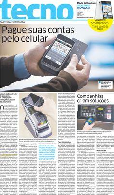 Título: Pague suas contas pelo celular; Veículo: Diário do Nordeste; Data: 04/03/2013; Cliente: Pagtel.