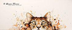 LOUISE TERRIER Artiste peintre - Officiel