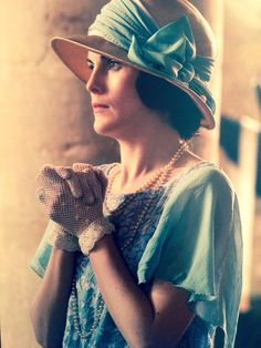 Mary in downton abbey