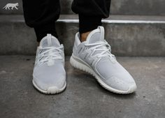 Looking forward to these? Adidas Tubular Nova Vintage White. Coming soon. http://ift.tt/22Hnzhk