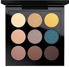 MAC Fashion Pack Eye Shadow X 9 She's A Model Palette
