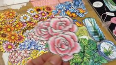 Stampendous' own Fran Seiford demonstrates how to make fast and fantastic pop up cards with the new Pop Up Die Set and Build a Bouquet Stamp Sets and Dies. Y...