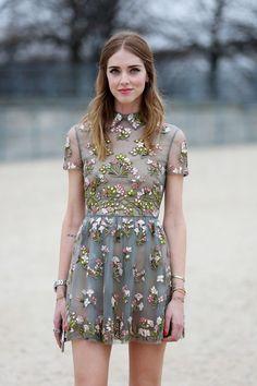 Gorgeous glitter dress
