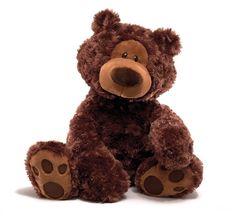 teddy bears | Home » Philbin Chocolate (Large) Teddy Bear