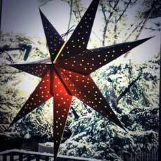 Our Scandi star for the first Sunday in advent ~ lovingly repinned by www.skipperwoodhome.co.uk