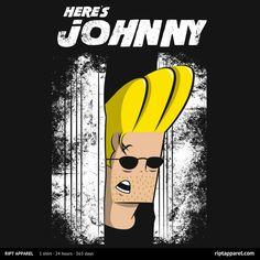 Here's Johnny: riptapparel.com