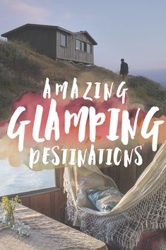 Amazing Glamping Destinations in the USA