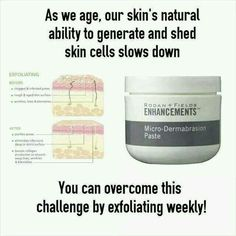 As we age we need to help our skin Shine! ldolman.myrandf.com