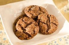 Molasses Cookies Feature 02
