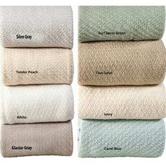 Shop for Hotel Luxury Super Soft Cotton Blanket. Free Shipping on orders over $45 at Overstock.com - Your Online Blankets
