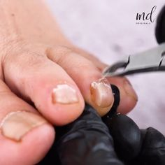 Acrylic Toe Nails, Gel Nails, Pedicure At Home, Manicure And Pedicure, Nail Art Designs Videos, Nail Designs, Grow Long Nails, Nail Care Routine, Nail Techniques