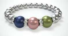 Check out my Mothers Bracelet! Design a bracelet in just 3 easy steps! Just $29.95...