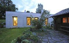 Einfamilienhaus in Riederau - Leichtbetonbau ohne zusätzliche Wärmedämmung - Objekte - Beton.org