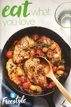 Here's another recipe from Weight Watchers' new Freestyle program, a rich tasting balsamic chicken that's only 1 Point!