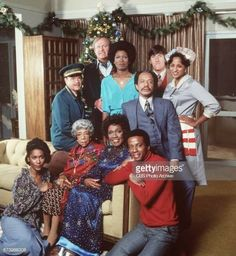 70s Tv Shows, Great Tv Shows, Movies And Tv Shows, Black Tv Series, Black Tv Shows, Black Sitcoms, Black King And Queen, Jet Magazine, African American Culture