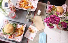 Luloveshandmade: Favorite Restaurants and Cafes: Lu Loves Fräulein Burger