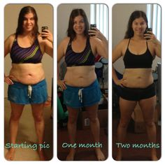 2 month results on herbalife… she can do it, so can you! http://www.GoHerbalife.com/missymagee/en-US