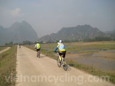 "The overnight tour is provided in Ninh Binh province, in southern Vietnam. You will visit the Dinh and Le temples in Hoa Lu, ancient capital, visit Tam Coc ""Halong bay in-land"" and also enjoy a short bicycle ride from Tam Coc to Hoa Luu. Bike on the back roads through rural villages and experience the peaceful and slow life!"