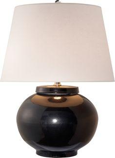 Carter Lidded Vase Table Lamp   Ralph Lauren Home