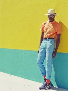 Sapeur 80's Abdel Keita Tavares