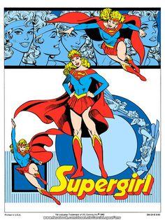 12301767_Jose Louis Garcia - Supergirl
