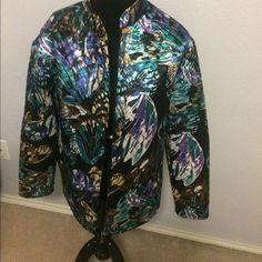 Jacket TanJay jacket, fully lined.  New TanJay Jackets & Coats