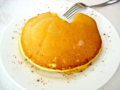 Yep... almost time for the perfect fall weekend breakfast - Pumpkin Pancakes!!