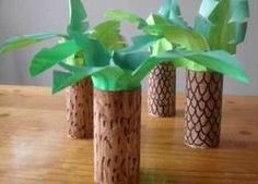 Jungle Craft Ideas - My Kid Craft