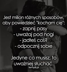 Zdjęcie użytkownika TeMyśli.pl. Words Quotes, Wise Words, Words Can Hurt, Son Luna, English Quotes, Romantic Quotes, Powerful Words, Positive Thoughts, Motto