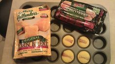 Easy healthier for kids corndogs...makes about 32 in mini muffin cups, cut turkey dogs into fourths. Cornbread mix only needs water. Hint: put a circle of wax paper in bottoms of mini cupcake pan to protect bottom of muffins. Pinterest inspired.