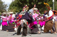 The Festival of the Sun - Northern Sierra of Ecuador