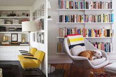 Bye-Bye Boring Bookshelves