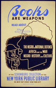 35 Vintage Library Posters from the New Deal Era | Aerogramme Writers' Studio
