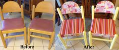 New Chairs for Playroom
