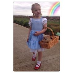 This utterly delightful Dorothy. | 24 Parents Who Are Totally Nailing Book Week Costumes