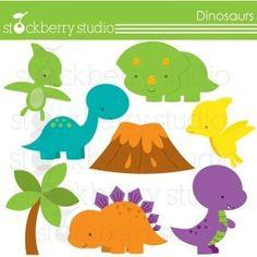 Resultado de imagen para dinosaurios en goma eva
